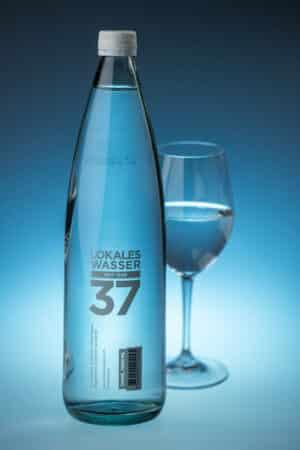 Lokales Wasser 37 ohne Kohlensäure 12 x 100 cl MW Flasche