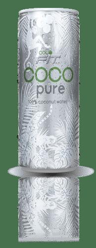 Cocofit 100% Pure 24 x 33cl Dose