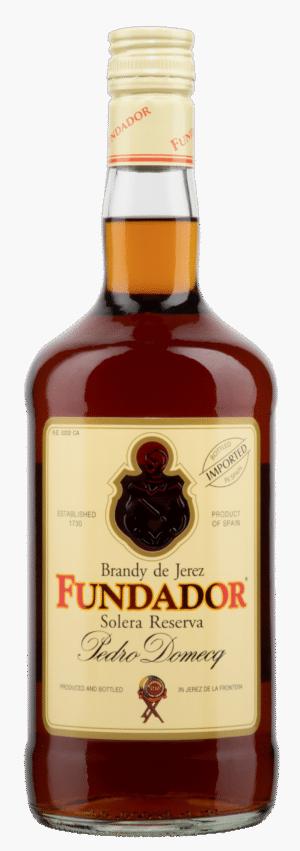 Brandy Fundador Pedro Domecq 40% Vol. 100 cl