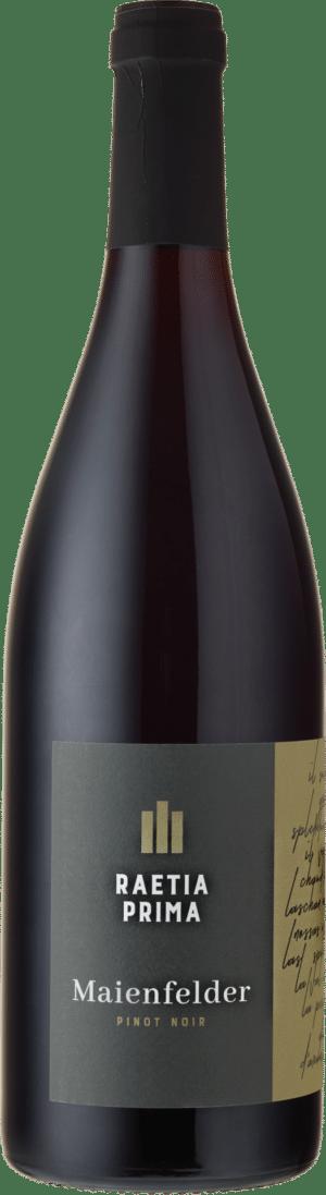 Maienfelder Pinot Noir Raetia Prima 13.5% Vol. 75cl