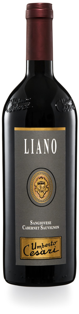 Liano Sangiovese Cabernet Sauvignon, Umberto Cesari 14.0% Vol. 75cl (solange Vorrat)