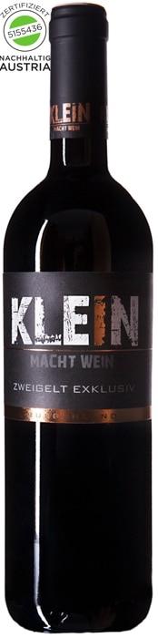Weingut Klein, Zweigelt Exklusiv 14.5% Vol. 75cl