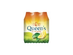 Queen's Ice Tea Lemon 24 x 50cl PET