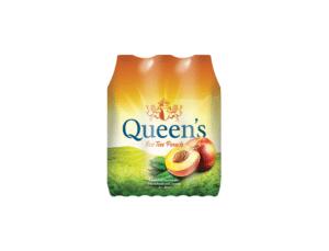Queen's Ice Tea Peach 24 x 50cl PET