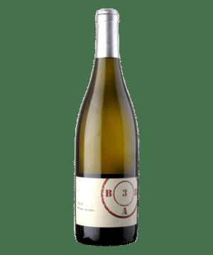 3 Bar Pinot Blanc 75cl