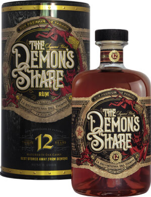 The Demon's Share 12y 41% Vol. 70 cl Panama