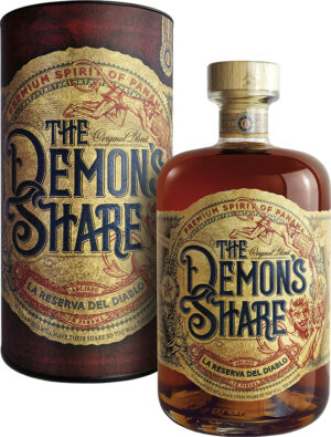 The Demon's Share 6y 40% Vol. 70 cl Panama