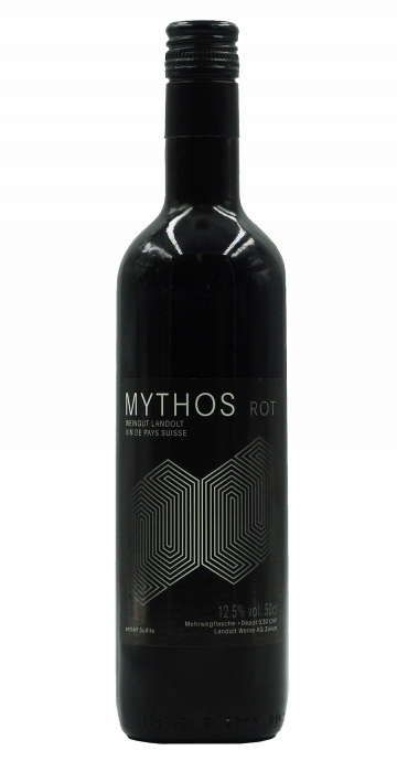 Mythos rot Assemblage 12.5% Vol. 50cl