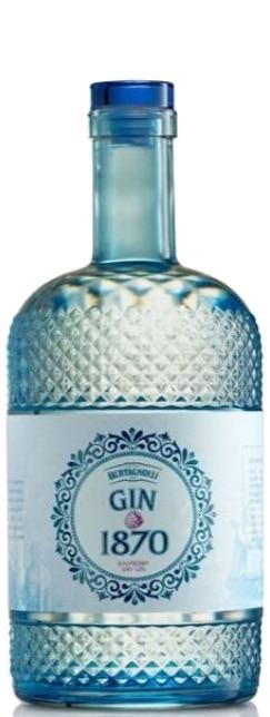 Bertagnolli Dry Gin 1870 Raspberry 40% Vol. 70cl