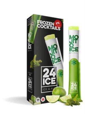 ICE24 Moijto 5% Vol. 5 x 6.5cl